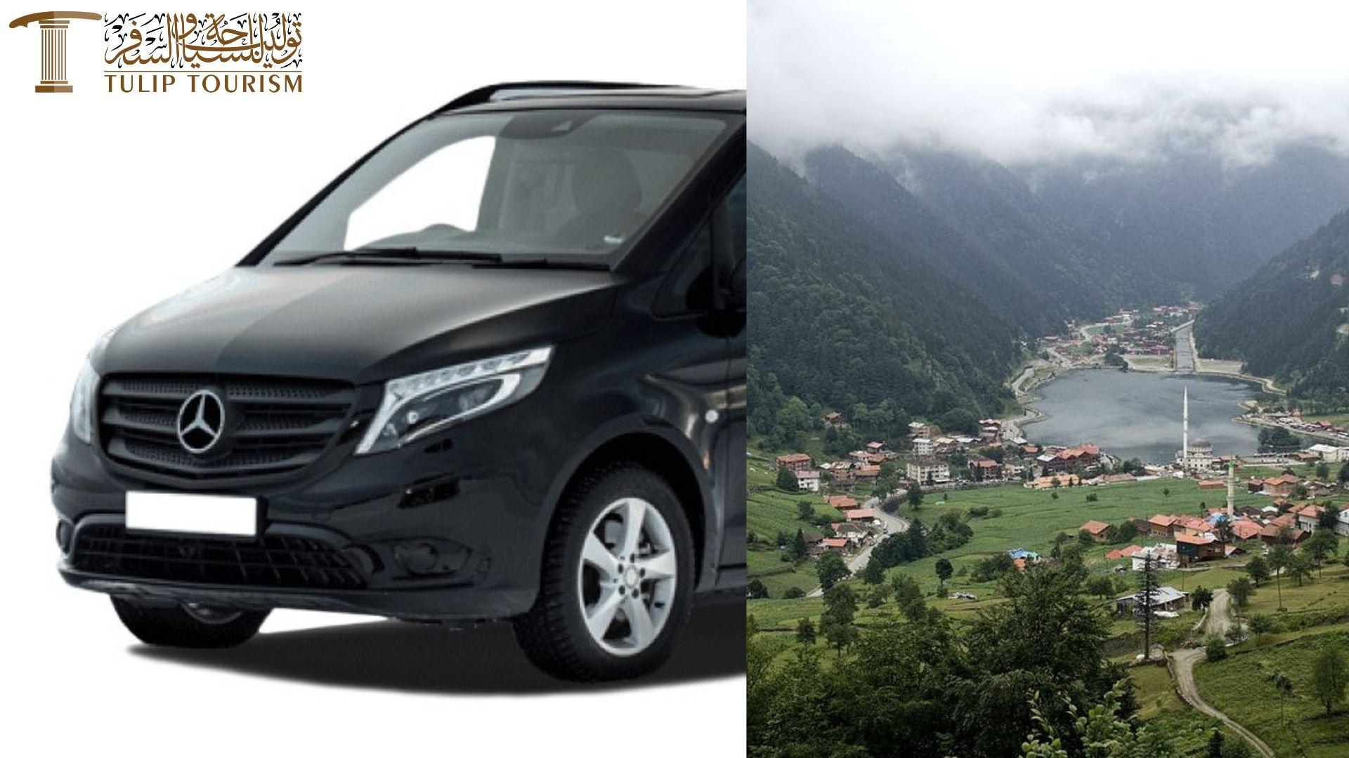 أسعار ايجار سيارة مع سائق في طرابزون