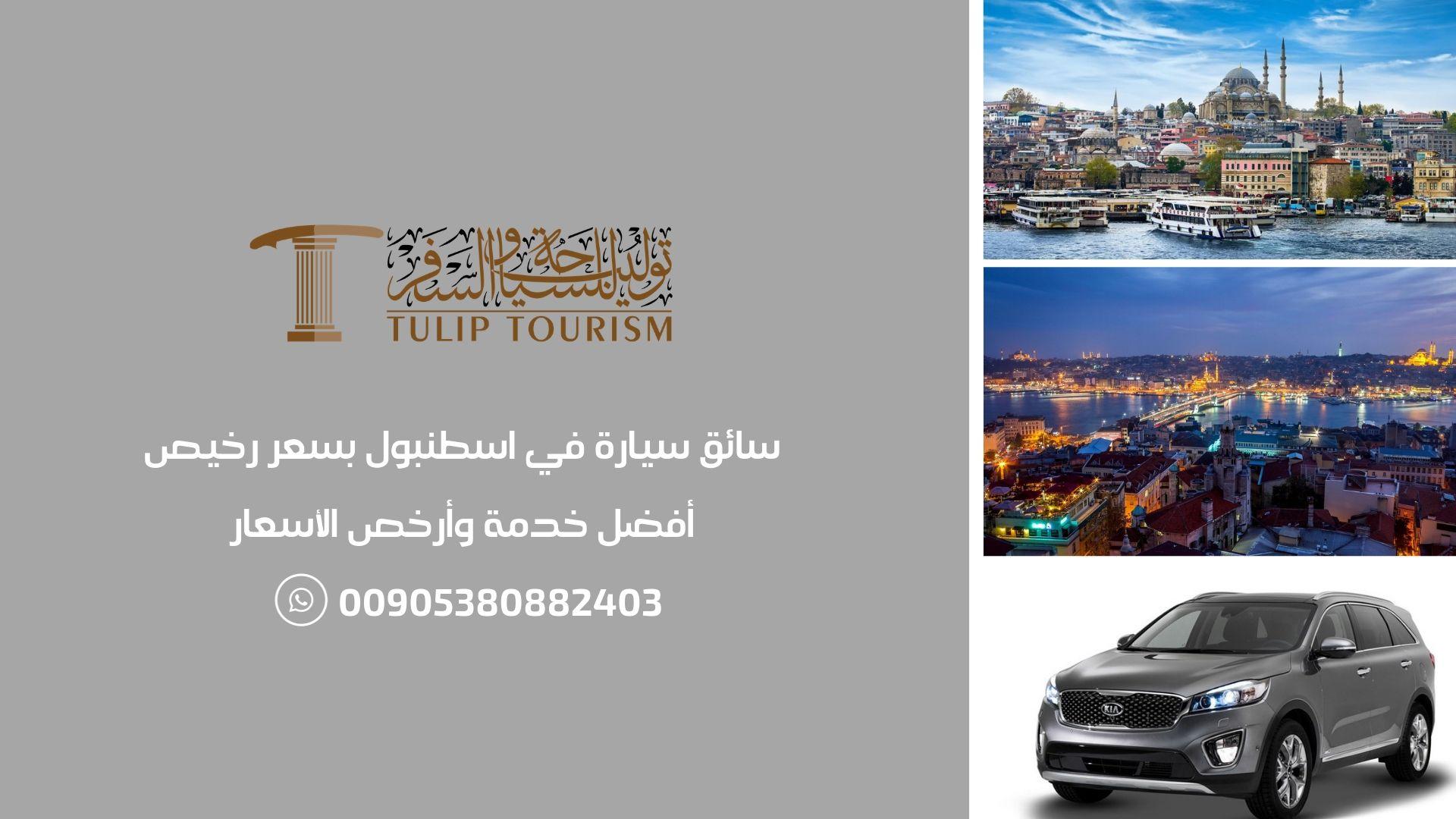 سائق سيارة في اسطنبول بسعر رخيص
